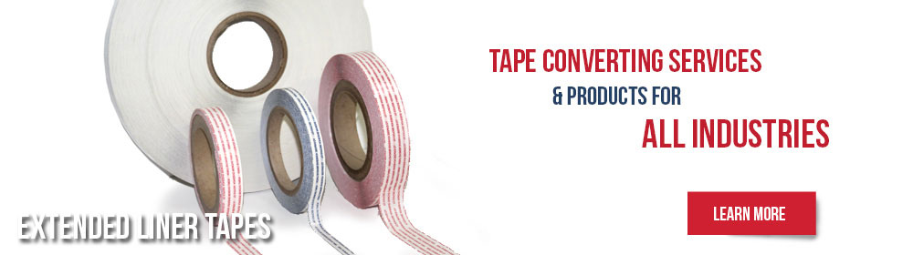 Tape Converting Services & Products for All Industries